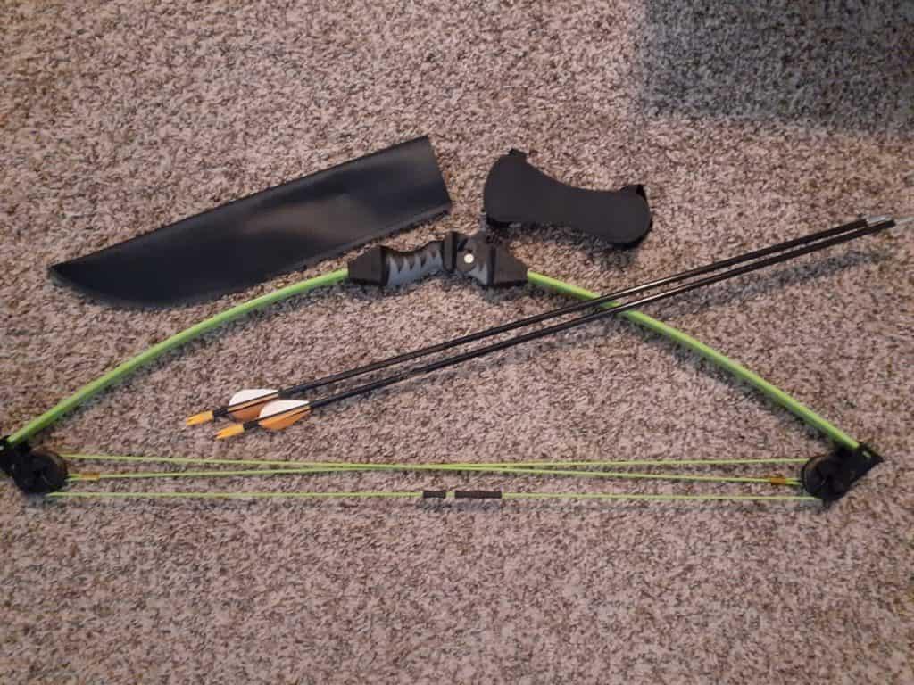 bear archery scout bow