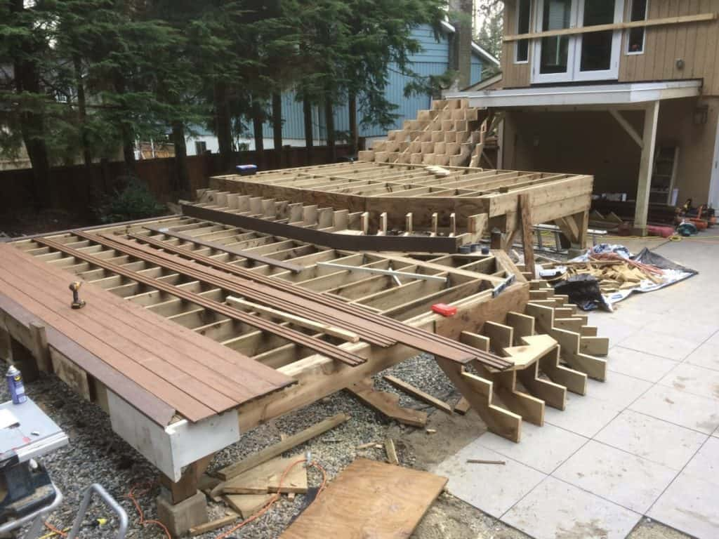 Average Costs To Build A Deck How Reduce Cost Backyard Sidekick